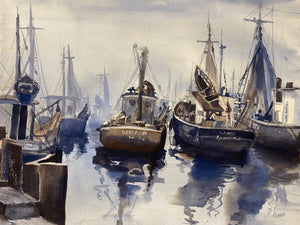 Dark Boats - original