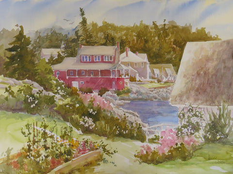 Monhegan Summer
