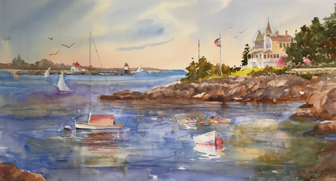 Ocean Point, Boothbay