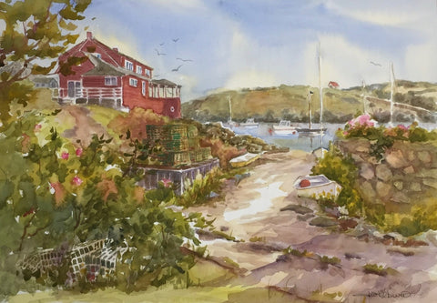 Workingman's Monhegan