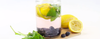 EASY DIY: Blueberry and Lemon Detox Drink