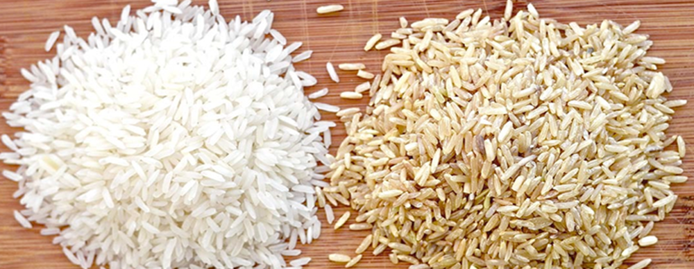 White Rice Or Brown Rice… What's The Difference?