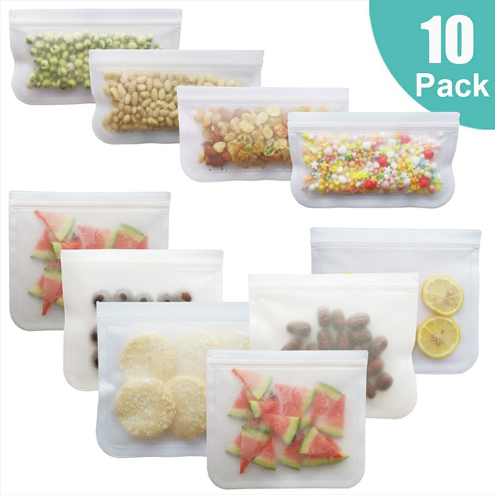Silicone Food Bag