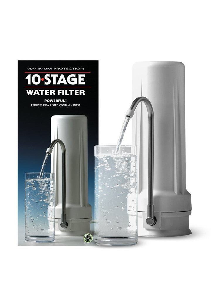 10 Stage Water Filter
