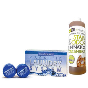 Laundry Starter Kit (1 x MLS + 1 x Enzyme Bottle 8oz)