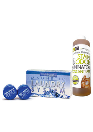Magnetic Laundry System [Bundle Pack.]