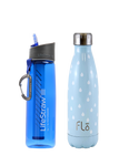 1 x LifeStraw GO 2.0 + 1 x Flo (Water)