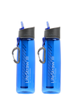 2 x LifeStraw GO 2.0