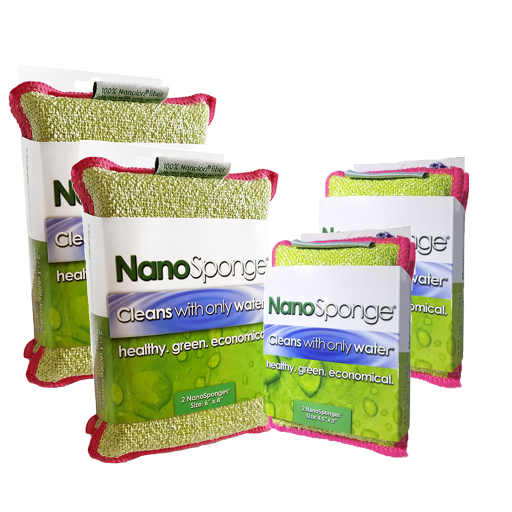 [SPECIAL OFFER] NanoSponge Variety Pack