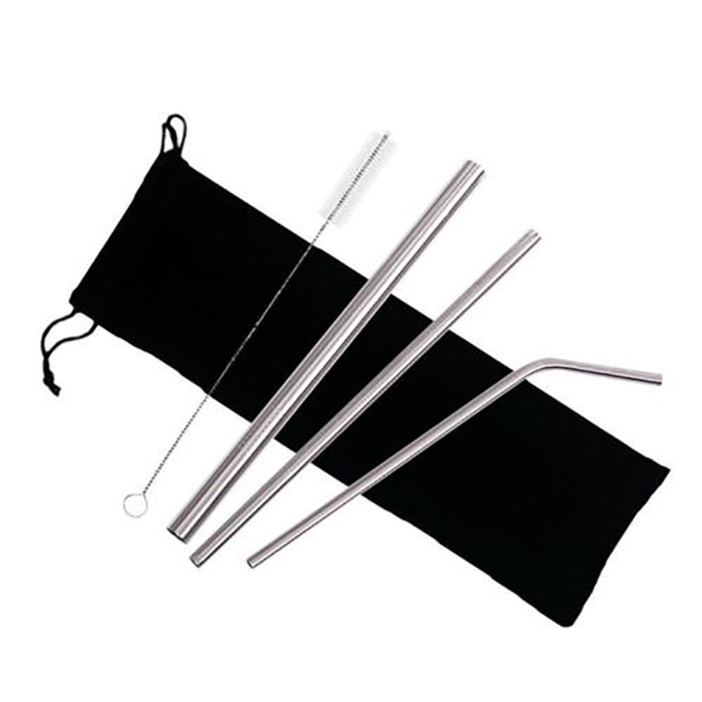 Stainless Steel Straw (Set Of 5)