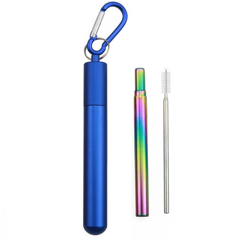 Image of OutStraw™ - Collapsible Stainless Steel Straw*