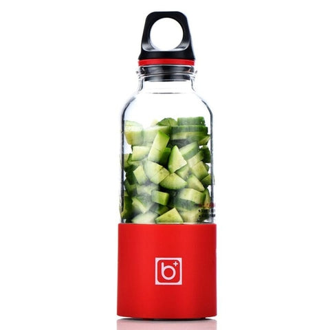 Image of ShakeWell™ - USB Rechargeable Blender Bottle For Instant Nutritious Smoothies