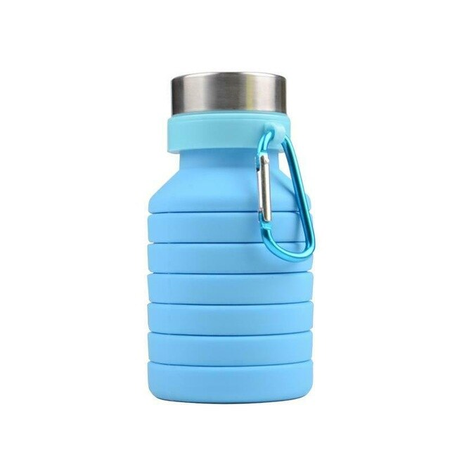 Eco-Friendly Collapsible Bottle