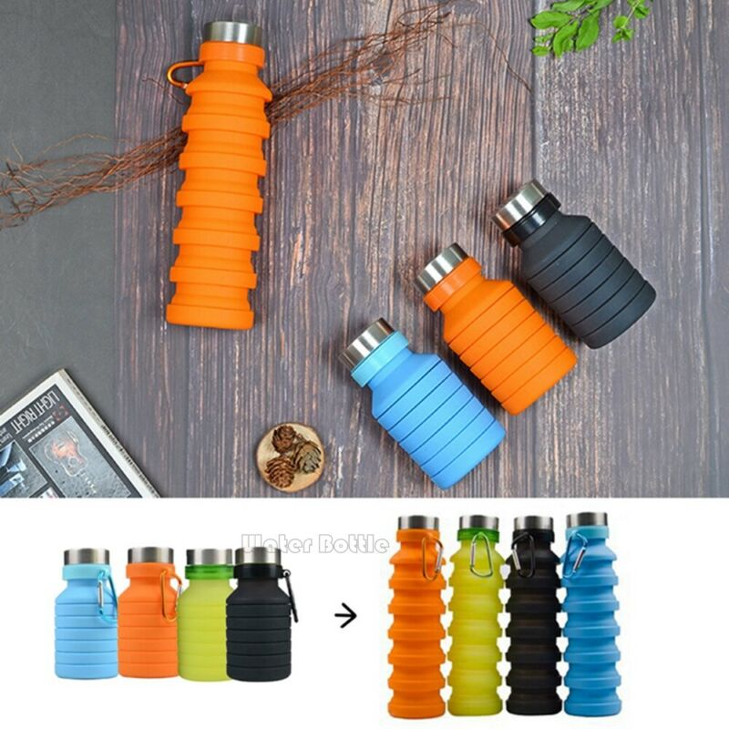 Eco-Friendly Collapsible Bottle*