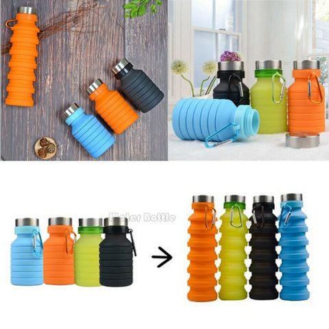 Image of Eco-Friendly Collapsible Bottle*