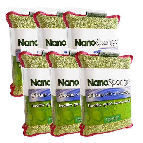 Image of [SPECIAL OFFER] NanoSponge Variety Pack