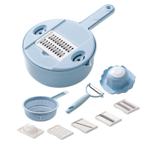 Image of Gina™ 9-in-1 Multipurpose Biodegradable Kitchen Grater - Special Price
