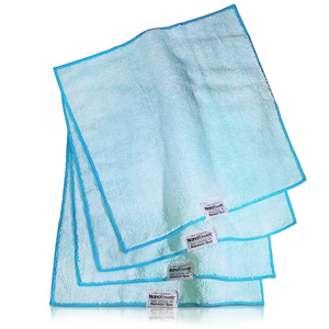 [NEW Aqua Bundle] Aqua NanoTowels 1-Pack +  Aqua NanoTowel Hair Drying Wrap*