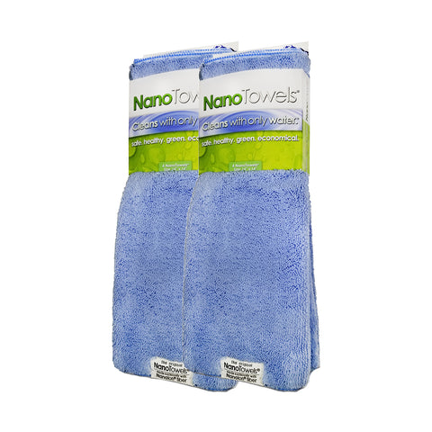 Image of [NEW] SPECIAL EDITION - Blue NanoTowels® (2-Pack Special)*