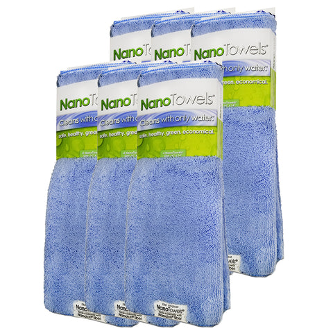 [NEW] SPECIAL EDITION - Blue NanoTowels® Replaces Expensive Paper Towels And Toxic Chemical Cleaners