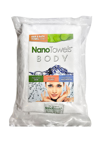 Body Nano x 2 + Full Body Nano x 4 [Full Package]