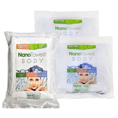 Body Nano x 1 + Full Body Nano x 2 - Special Package