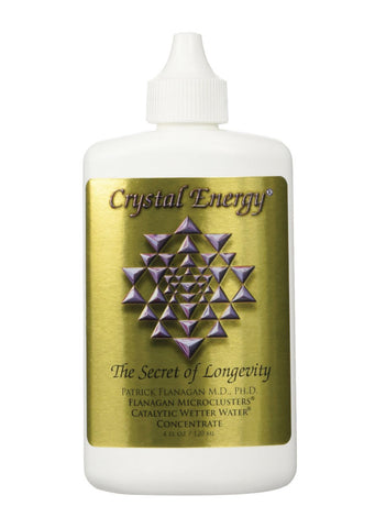 Crystal Energy by Dr. Patrick Flanagan
