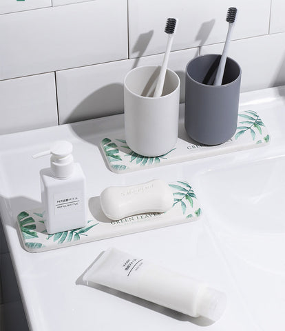 Image of Diatomite Bathroom Placemat*