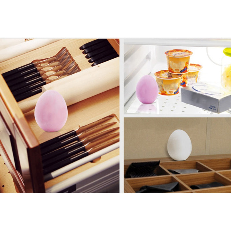 Shimono™ - Diatomite Deodorizing Egg For Odor and Humidity Control