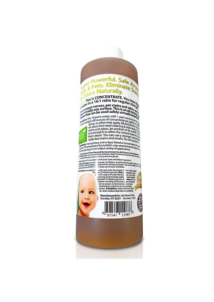 All-Natural Enzyme Concentrate (8oz) *