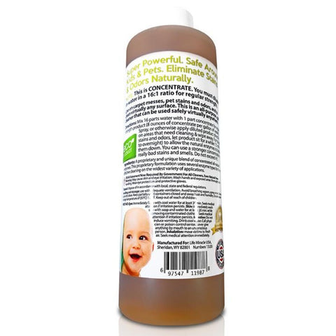 All-Natural Enzyme Concentrate (8oz) (Basic Package)