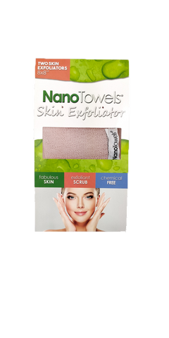 NanoTowels Skin Exfoliator (Single Pack)