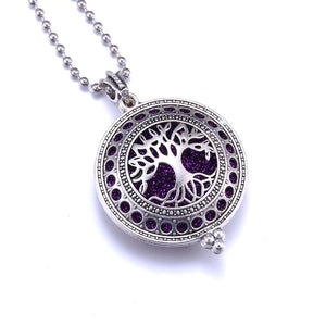 Cherie™ Necklace With Essential Oil Aromatherapy Locket*