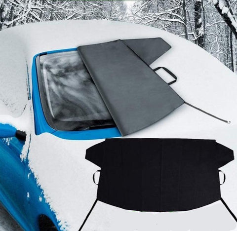 Image of Shield-Tec™ Multi-Purpose Windshield Protection Cover For Any Type Of Weather On Even The Harshest Winters!