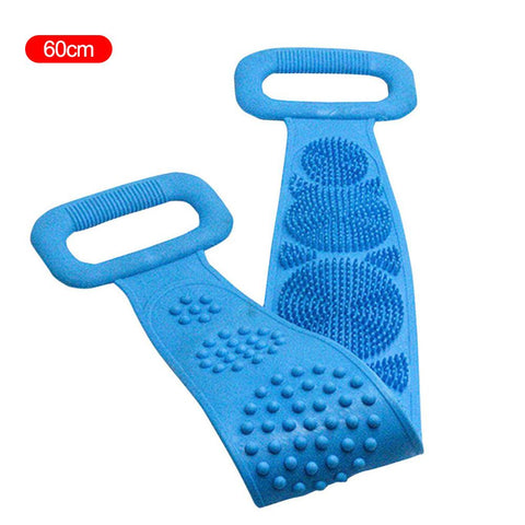 Image of Revive™ Silicone Back Scrubber For A Thorough Gentle Exfoliation On All Your Hard To Reach Areas