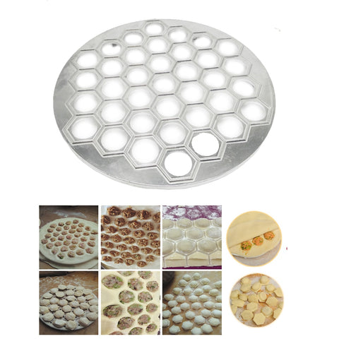 Image of EZ 37 Hole Aluminum Ravioli Maker - Special Price