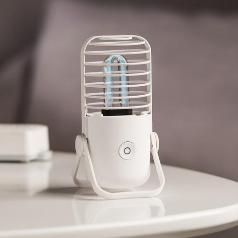 Doko™ - UVC Sterilization Lamp That Automatically Destroys 99% Of Viruses, Bacterias & Germs At Home