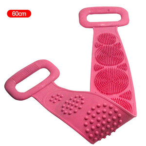 Revive™ Silicone Back Scrubber For A Thorough Gentle Exfoliation On All Your Hard To Reach Areas