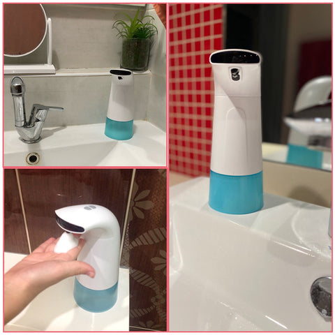 Image of ELINA™ - Automatic Soap Dispenser That Delivers A Smooth Foam Every Time