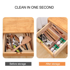 Dibo™ - Drawer Organizing Divider Boards To Declutter & Organize Your Items For Easy Finding