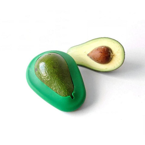 Image of Reusable Silicone Avocado Hugger (2pc Set)