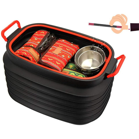 Image of Goliath™ 37L Collapsible Trunk Storage Box