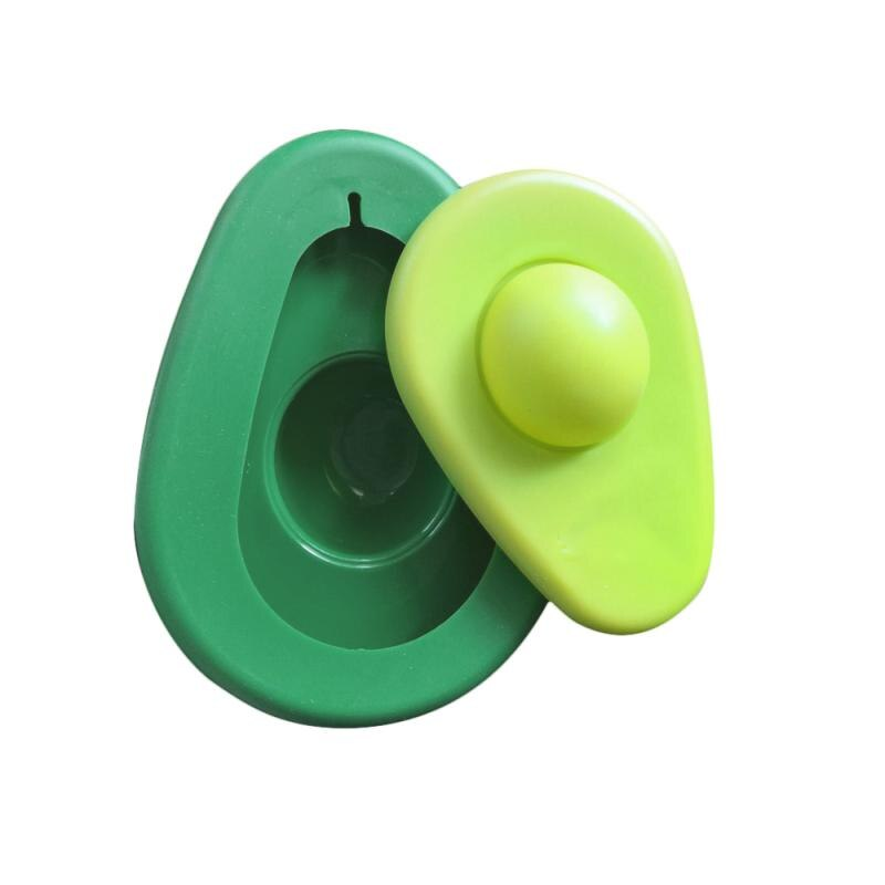 Reusable Silicone Avocado Hugger (2pc Set)