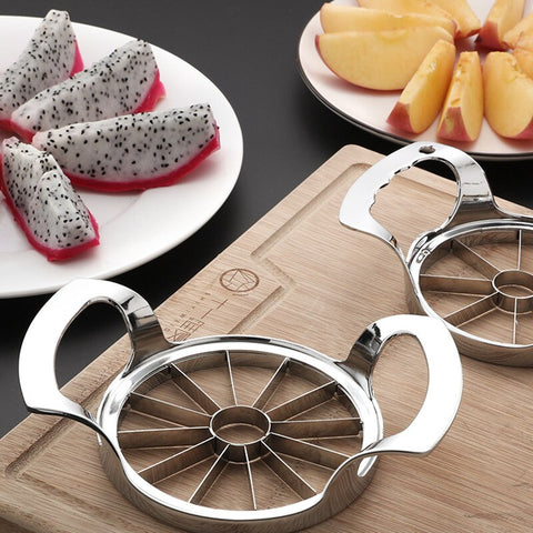 Image of Pono™ Multi-Function Stainless Steel Cutter & Slicer