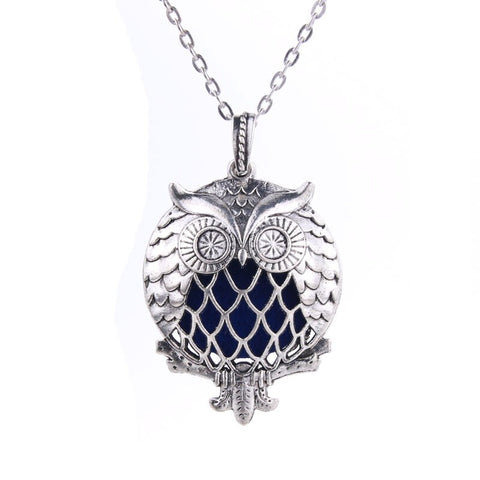 Image of Cherie™ Necklace With Essential Oil Aromatherapy Locket