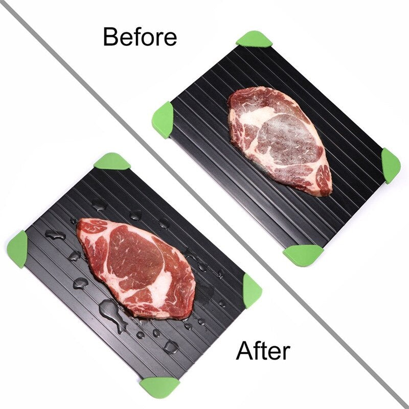 Mom'sHand™ - Quick Defrosting Tray For Your Frozen Meats Without The Use Of Electricity