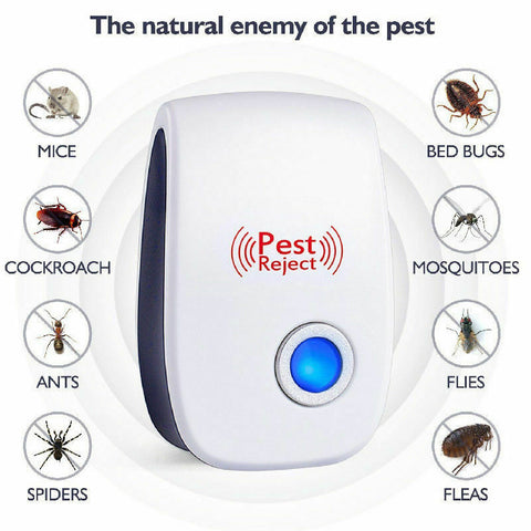 Image of PestReject™ Ultrasonic Plug-In Pest Repeller - Special Price
