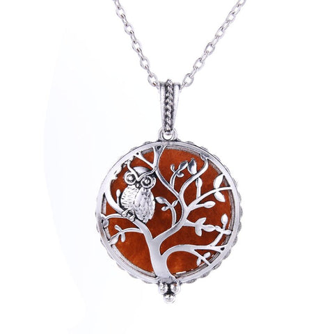 Image of Cherie™ Necklace With Essential Oil Aromatherapy Locket*
