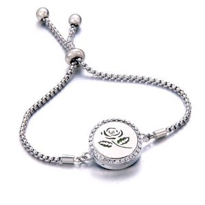 Bella™ Bracelet With Essential Oil Aromatherapy Locket*