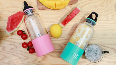 Image of USB Rechargeable Blender Bottle